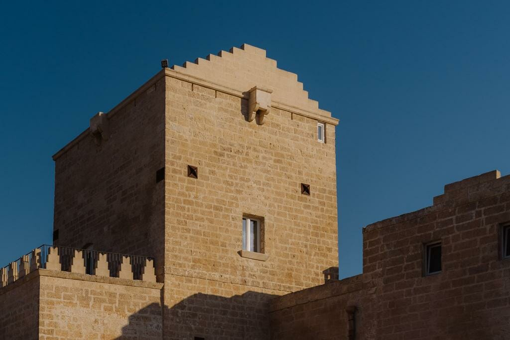 torre masseria fortificata san francesco matera
