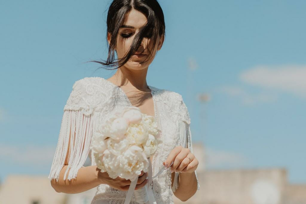 ritratto sposa matrimonio matera