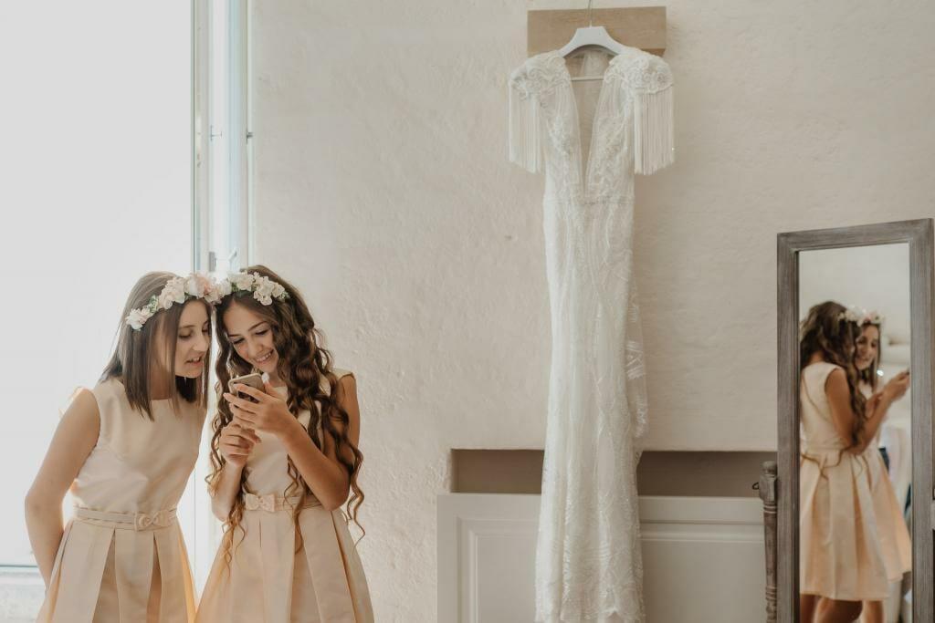 damigelle matrimonio suite masseria fortificata san francesco