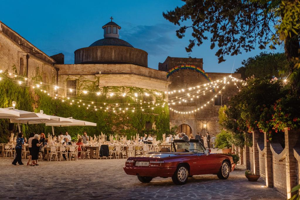 matrimonio al castello di san basilio