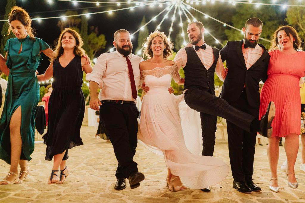 party al matrimonio nonostante il periodo di pandemia