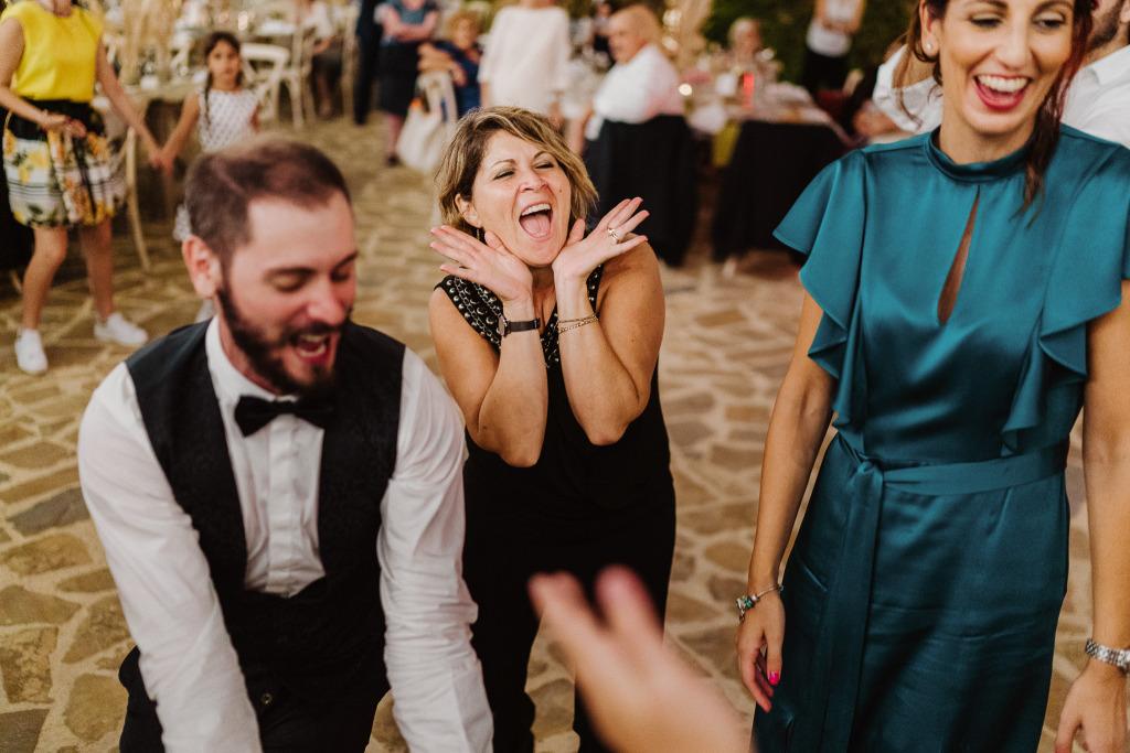 party matrimonio